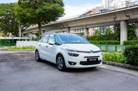 Certified Pre-Owned Citroen Grand C4 Picasso 1.6 e-HDi Panoramic | Cars and Coffee Singapore