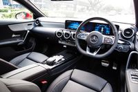 Certified Pre-Owned Mercedes-Benz CLA180 AMG | Cars and Coffee Singapore
