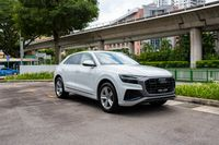 Certified Pre-Owned Audi Q8 TFSI Quattro Tip | Cars and Coffee Singapore