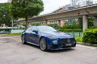 Certified Pre-Owned Mercedes-AMG GT63 S 4MATIC+ | Cars and Coffee Singapore
