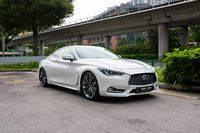 Certified Pre-Owned Infiniti Q60 Coupe 3.0T | Cars and Coffee Singapore