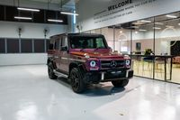 Certified Pre-Owned Mercedes-Benz G63 AMG 4MATIC   Cars and Coffee Singapore