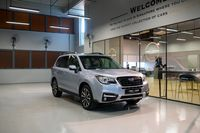 Certified Pre-Owned Subaru Forester 2.0i-L Sunroof   Cars and Coffee Singapore
