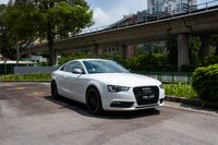Certified Pre-Owned Audi A5 Coupe 2.0 Quattro | Cars and Coffee Singapore