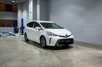 Certified Pre-Owned Toyota Prius Alpha Hybrid 1.8 S | Cars and Coffee Singapore