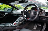 Certified Pre-Owned Lamborghini Huracan LP610-4 | Cars and Coffee Singapore